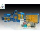 Dây chuyền Gạch không nung QT10 - Gia công lắp đặt hàng tại xưởng.