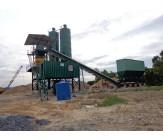 Cấu tạo trạm trộn bê tông công suất 90m3/h - 02 Silo 100 tấn